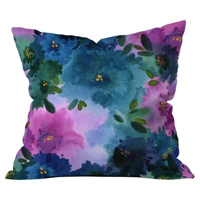 Joy Laforme Briar Bush 1 Outdoor Throw Pillow