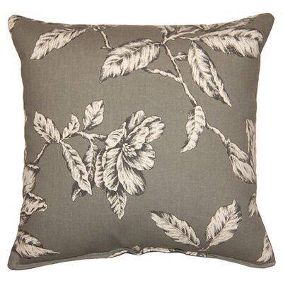 Antebellum 100% Cotton Reversible Throw Pillow