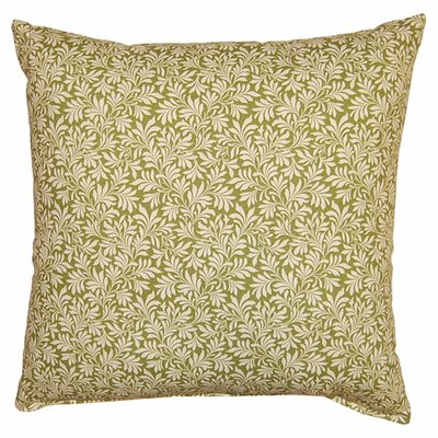 Parson 100% Cotton Reversible Throw Pillow Color: Natural