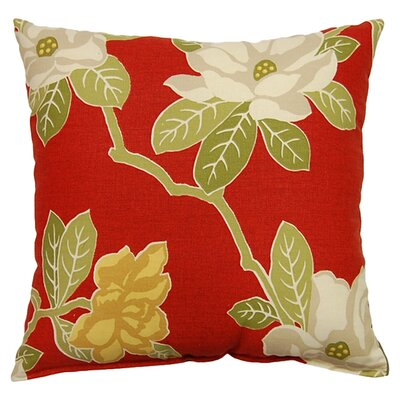 Treme 100% Cotton Reversible Throw Pillow