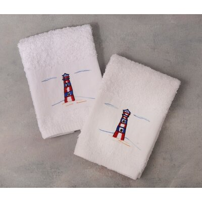 Lighthouse Terry Hand Towel