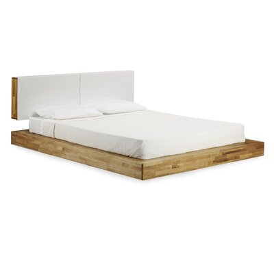 LAX Series Platform Bed Size: King