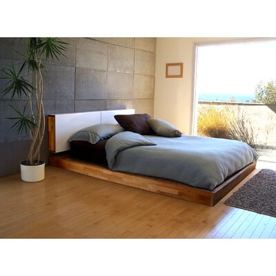 Easy financing LAX Series Platform Bed Size: Queen...