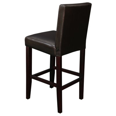 Easy financing Villa Faux Leather Counter Stools (...
