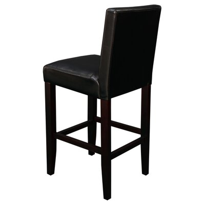 Rent to own Villa Faux Leather Counter Stools (...