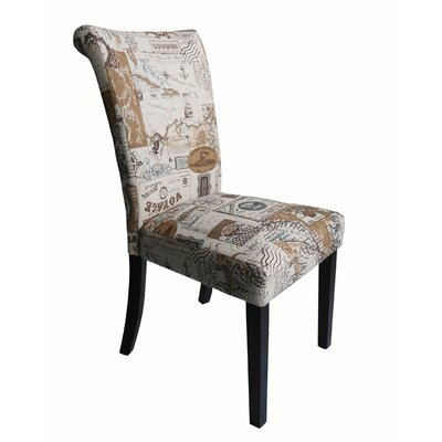 Lease to own Voyage Parsons Chairs (Set of 2) Up...