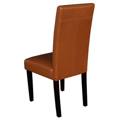 Monsoon Pacific Villa Parsons Chair (Set of 2) - Color: Light Brown With Brown Legs at Sears.com