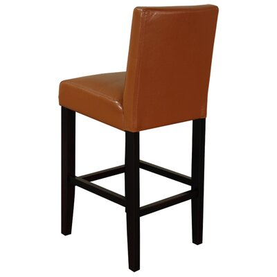 Lease to own Villa Faux Leather Counter Stool (S...