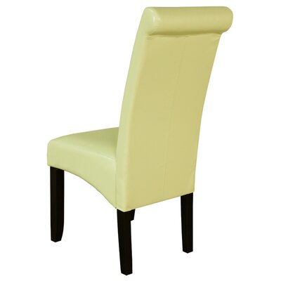 Monsoon Pacific Milan Parsons Chairs (Set of 2) - Color: Light Green With Brown Legs at Sears.com