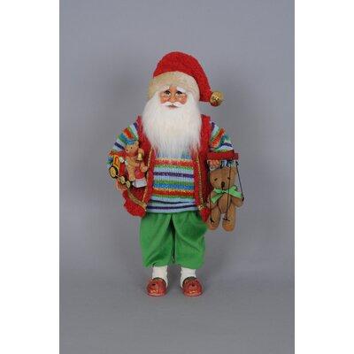Christmas Beary Santa Figurine CC16-111