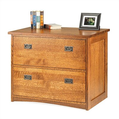 Craftsman Home Office 2-Drawer File Top Drawer Lock: Yes, Bottom Drawer Lock: Yes Product Image 851