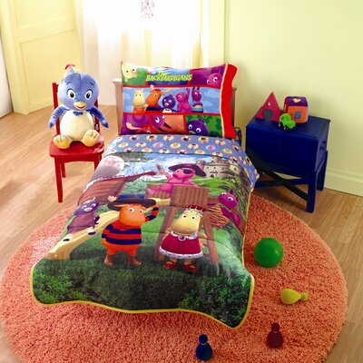 Backyardigans Toddler Bedding