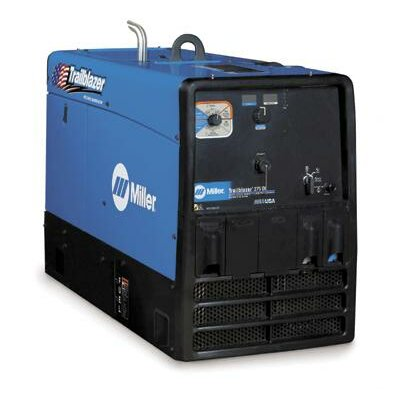 Miller Electric Mfg Co Trailblazer 275 DC Multi-Process Generator Welder 275A with 23HP Kohler Engine and Standard Receptacles at Sears.com