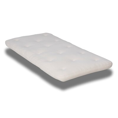 Antigua Deluxe Mattress Topper Size: Twin XL