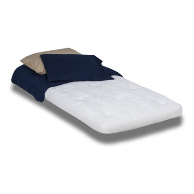 Barbados Mattress Topper Size: Queen