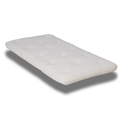 Antigua Mattress Topper Size: Twin