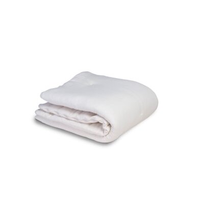 Serta Naturally Pure 1.5 Mattress Topper Size: Twin