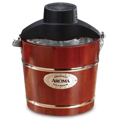 4-qt. Ice Cream Maker AIC-244