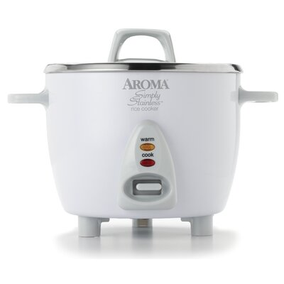 Simply Stainless� Pot Rice Cooker ARC-753SG