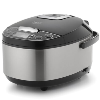 12-Cup Professional Rice Cooker/Food Steamer/Slow Cooker 021241126168