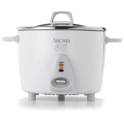 14-Cup Simply Stainless Rice Cooker 021241117579