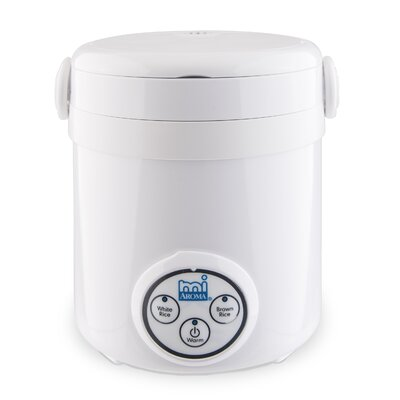 3-Cup Digital Cool Touch Rice Cooker 021241149068