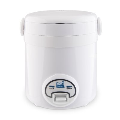 3-Cup Cool Touch Rice Cooker 021241159036