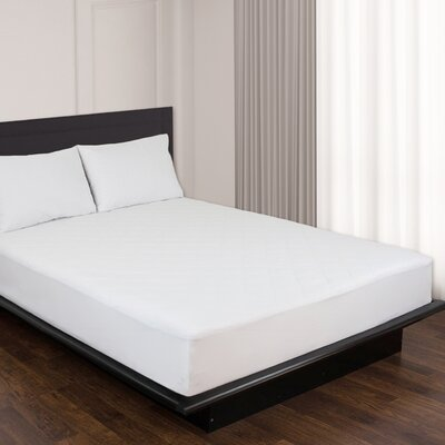 Angeland Quilted Mattress Pad Size: King