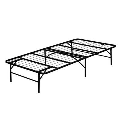 Angeland Mattress Metal Platform Foundation Mattress size: Twin