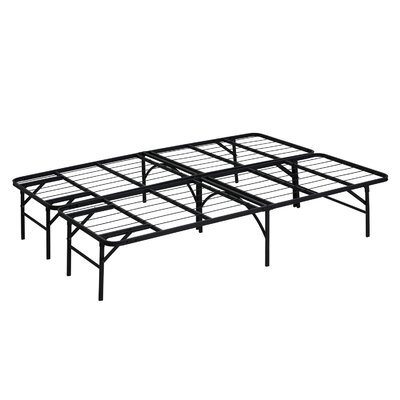 Angeland Mattress Metal Platform Foundation Mattress size: Full