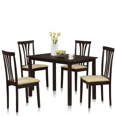 Douglas 5 Piece Dining Set