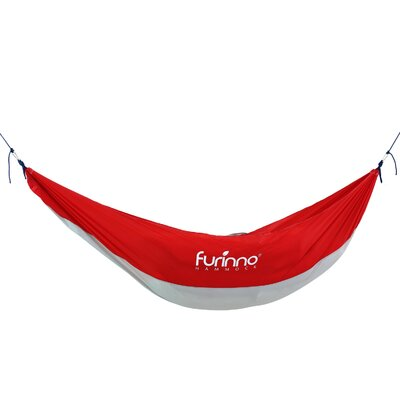 Alita Heavy Duty Tree Hammock Color: Gray/Red