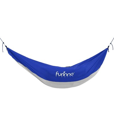Alita Heavy Duty Tree Hammock Color: Gray/Blue