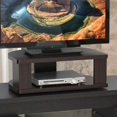 Indo Shelf Swivel TV Shelf Size: 8.2 H x 31.4 W x 15.7 D