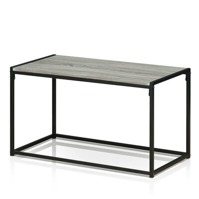 Andresen Modern Coffee Table Color: Dark Oak