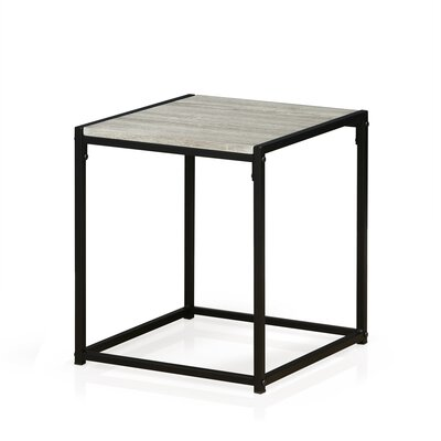 Andresen Modern End Table Color: Dark Oak