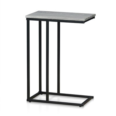 Andresen Modern End Table Color: Dark Oak