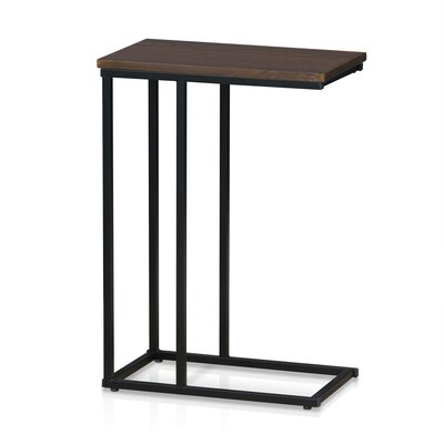 Andresen Modern End Table Color: Dark Walnut