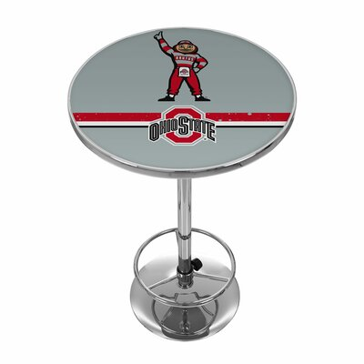 NCAA Pub Table NCAA Team: Ohio State University - Brutus Stripe
