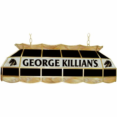 George Killian 3-Light Pool Table Light