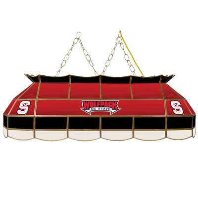 NCAA Pool Table Light NCAA Team: North Carolina State
