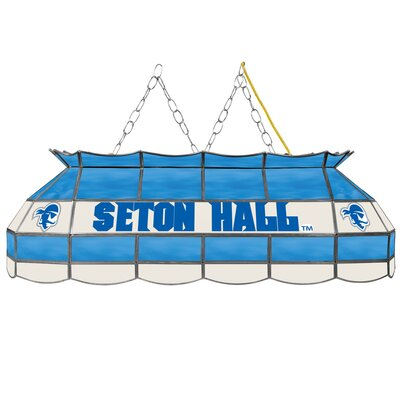 NCAA Pool Table Light NCAA Team: Seton Hall