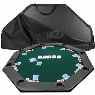 Octagon Padded Poker Tabletop 10-11652