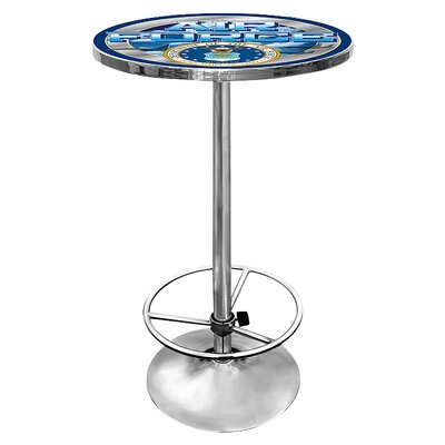 US Air Force Pub Table
