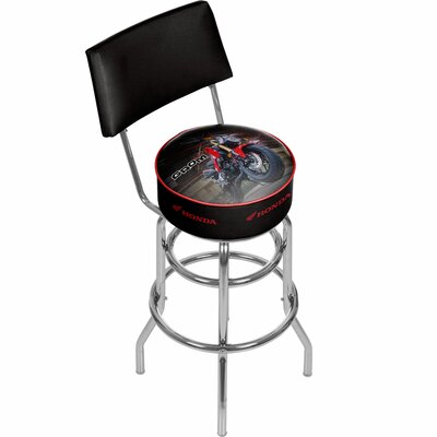 Honda 31 inch Swivel Bar Stool