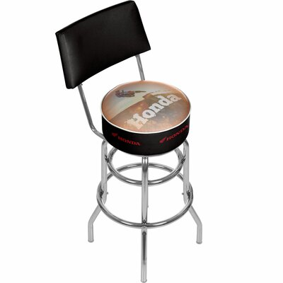 Honda 31 Swivel Bar Stool