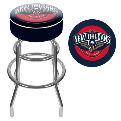 31 Swivel Bar Stool NBA Team: New Orleans Pelicans