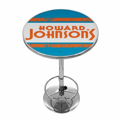 Howard Johnson 42 Pub Table