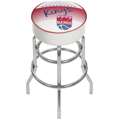 NBA 31 Swivel Bar Stool NBA Team: Sacramento Kings