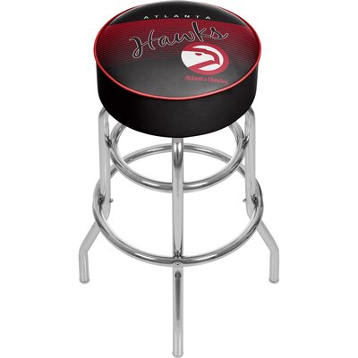 NBA 31 Swivel Bar Stool NBA Team: Atlanta Hawks